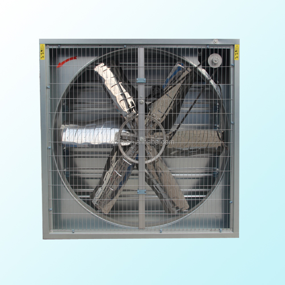 Wall Exhaust Fans Ventilation : Automatic shutter wall mounted industrial electric exhaust