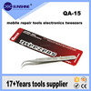 Support Trade Assurance Quick mobile laptop computer repair tools electronics tweezers QA-15