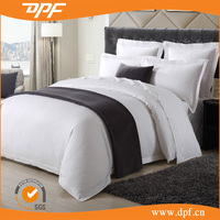 star hotel Made in China SGS certified Modern Cheap bedding set