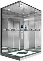 Passenger Elevator with Mirror Stainless Steel Car(EC1-101)
