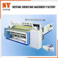 High Quality Toilet Tissue Paper Making Machine For Sale