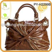 patent ladies' fashion handbag