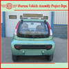 urban electric car 72v 5kw motor left steering 4 seat urban electric car at lower price