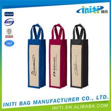 High quality new style wholesale custom cheap pvc wine bag