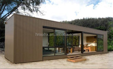 Hot sale beautiful comfortable container house for sale container homes 40 feet container house
