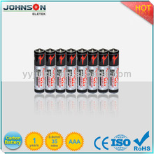 1.5V AAA heavy duty battery dry charged battery R03