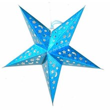 Event & party supplies hanging paper star decoration
