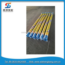 Widely used steel reinforced zoomlion 85 bar concrete pump hose fittings