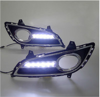 DLAND 2011-2013 ELANTRA SPECIAL LED DAYTIME RUNNING LIGHT FOG LAMP DRL V1, FOR HYUNDAI