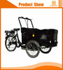 new cargo tricycle sale for mobile food shop 3 wheel trike bike price