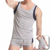Wholesale Fashion Tank Top Bodybuilding Men's Tight Tank Top