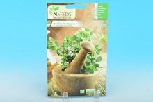 vegetable seed paper foil packet