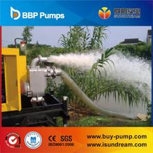 SW/SWH diesel engine trailer pump for irrigation