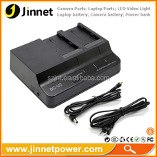 Dual Charger BC-U2 for Sony BP-U30 BP-U60 BP-U90 Camcorder Battery