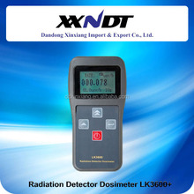 portable x ray radiation dosimeter