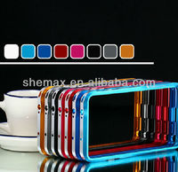 New Metal Aluminum Bumper Frame Case with back veneer for Samsung Galaxy Note 3 III N9000