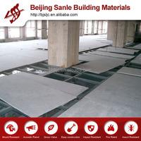 Construction materials -fiber cement board