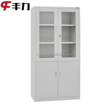 Hot Sale Glass Door Office Filing Cabinet Furniture