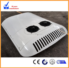 KT-15 12v/24 volt Bus air conditioning system roof top unit for mini bus, city bus tropical climate used