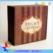Custom printed 6 wine bottle carrier/factory price beer bottle packaging boxes