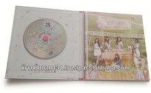 Customized CD CASE, DVD CASE, DIGIPACK