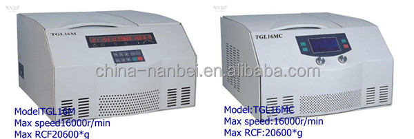 High Speed 12000rpm Micro Hematocrit Centrifuge For Blood