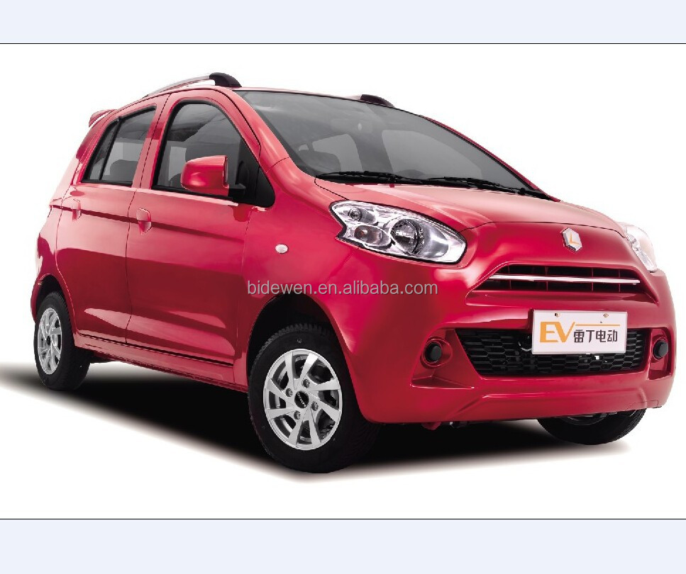 2013 new model high quality four seater electric car with low cost