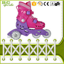 two wheels outdoor favorable cheap inline skates for girl