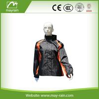 Lady windbreaker polyester outdoor jacket