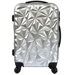 Carry-On travel luggage ABS Material luggage with 360 degree wheels luggage bags
