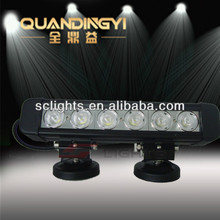 CREE 60W LED STRIP LIGHT BAR 4X4 LED WORK LAMP FOR MINING OFFROAD SUV TOYOTA