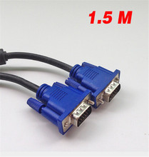 Raspberry pi vga to vga cable used for lcd hdtv monitor