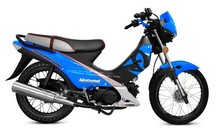 chinese best selling moped