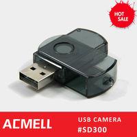 Colorful 1280*960 USB Microphone Cheap Hidden Camera