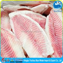Frozen Tilapia Fish With Frozen Tilapia Fillet