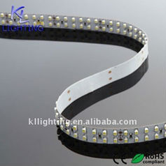 smd3528 96leds/m super bright smd3528 double ribbed pvc strip curtain