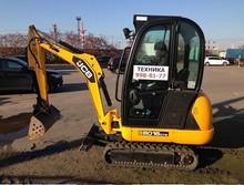 Mini excavator JCB 8016 CTS