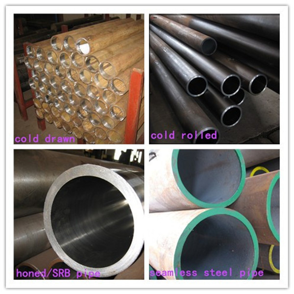 st42 20# precise cold drawing structural steel tube and pipe