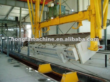 AAC block making machine /autoclaved aerated concrete block machine hot selling in the world
