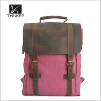 Custom logo low moq fashion style laptop back pack bags