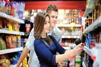 PVC electronic digital price tag electronic shelf label demo kit