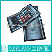 Hot-sale!Top quality biodegradable 4g iphone potpourri bag for watermelon/custom printing herbal incense iphone bag