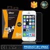 Guangzhou factory! !ultra smooth 0.26mm 9H tempered Glass protector for Iphone 5S
