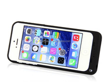 Accept Paypal backup battery case for iphone5 5s/2200mAh,for iphone 5 5s battery case