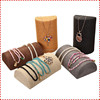 Pillow shape Modern jewelry display for necklace, unique jewelry displays with cotton rope