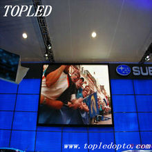 P6.25 SMD indoor full color RGB led video wall/hot product in 2013