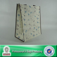 Custom Cheap Reusable Non Woven Fashion Bag Shopping Bag