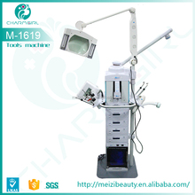 2014 Updated design 19 in 1 facial machine / salon beauty equipment