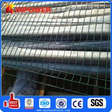 Cerca de alambre soldado paneles / jardín valla metálica panel