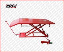 1500LB Hydraulic Motorcycle/ATV lift Jack Four Wheels CE